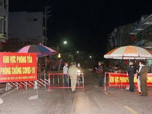 Ca bệnh mới ở Quảng Ninh có lịch trình được đánh giá vô cùng phức tạp
