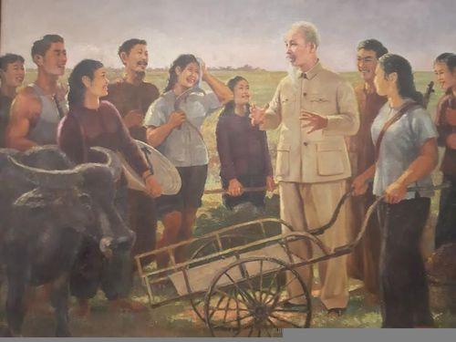 'Nhớ về Bác' qua 50 tác phẩm tiêu biểu của nhiều thế hệ nghệ sĩ Việt