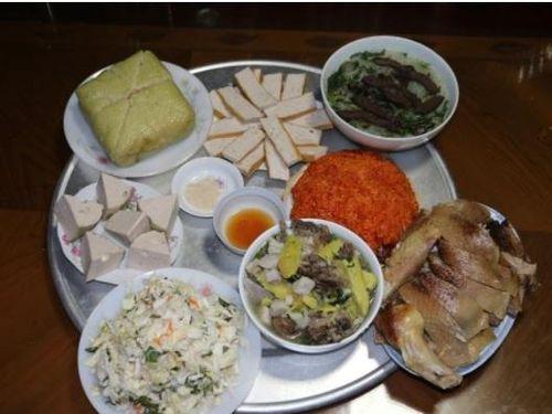 Phú Thọ: Đặc sản Phố Hiến trong mâm cơm ngày tết