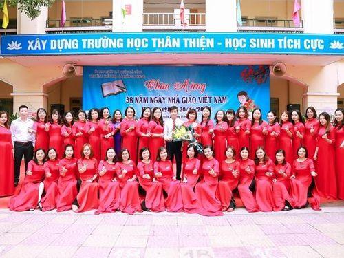 Trường TH Lê Hồng Phong: Điểm sáng trong thi đua dạy và học quận Hà Đông