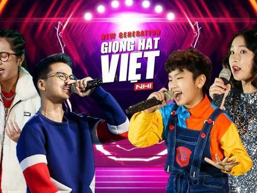 Ấn tượng với những ca khúc tự sáng tác của thí sinh Giọng hát Việt nhí New Generation 2021