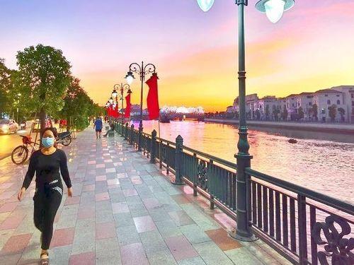 Điểm nhấn cảnh quan đô thị Hải Phòng