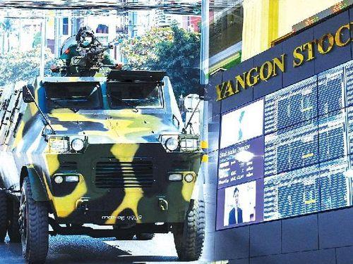 Hậu chính biến, nhà đầu tư phương Tây sẽ rút lui khỏi Myanmar?