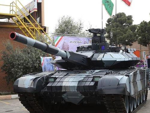 Iran không cần T-90 của Nga vì có bản sao gần như y hệt