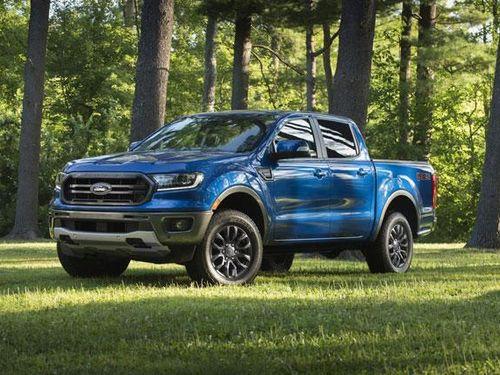 Top 10 xe bán tải đẹp nhất: Ford Ranger góp mặt