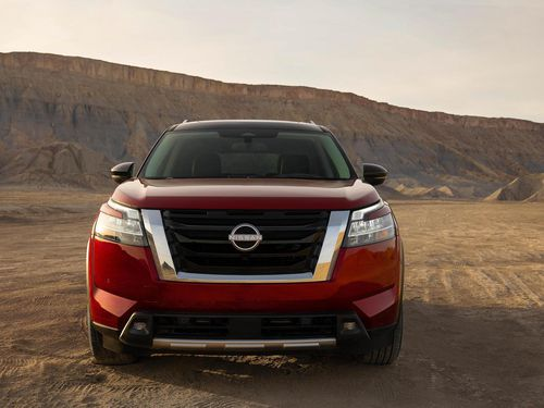 Nissan Pathfinder 2022 lộ diện, thiết kế 'vượt mặt' Ford Explorer