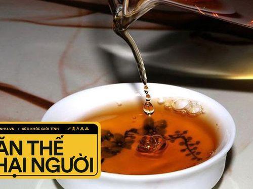 Ngày Tết uống trà nhớ lưu ý '4 KHÔNG' để tránh gây hại cho sức khỏe