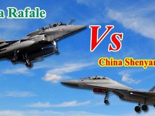 Tiêm kích Rafale Ấn Độ có vượt qua sức mạnh của J-16 Trung Quốc?