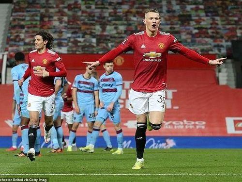 Man United vào tứ kết FA Cup, Real Madrid lên vị trí thứ 2 La Liga