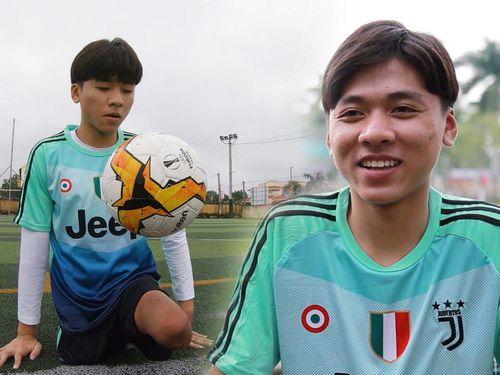 Phạm Tuấn Hưng: 'Chàng trai không chân' và tình yêu bóng đá