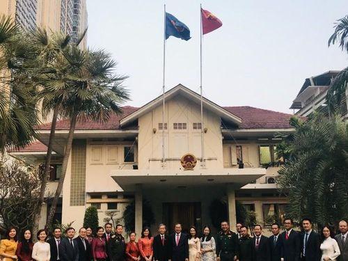 Đại sứ quán Việt Nam tại Thái Lan tổ chức hoạt động đối ngoại trước thềm Xuân Tân Sửu 2021