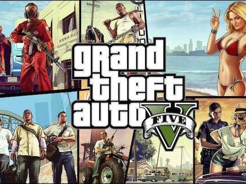 Grand Theft Auto V đã bán được hơn 140 triệu bản