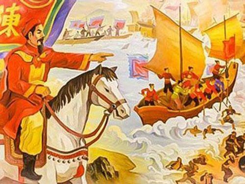 Vua Việt nào cởi hoàng bào đắp cho thủ cấp tướng Mông Cổ?