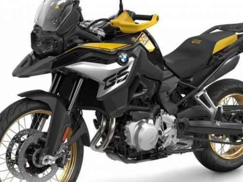 Mô tô mạo hiểm BMW Motorrad F850GS '40 Years GS Edition', giá 486 triệu