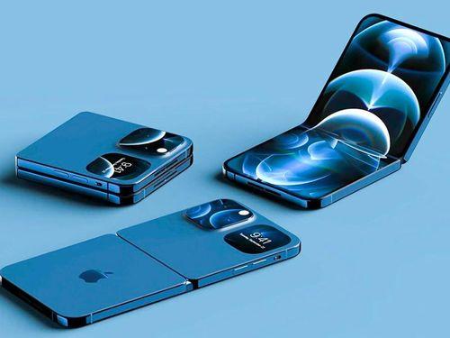 Siêu phẩm iPhone màn hình gập của Apple sẽ hỗ trợ cả bút cảm ứng giống S Pen, giá siêu hấp dẫn