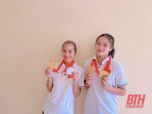 Những tài năng trẻ xuất sắc của thể thao Thanh Hóa
