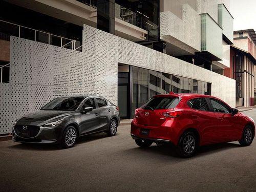 Mazda2 2021 trình làng với giá từ 422,54 triệu đồng