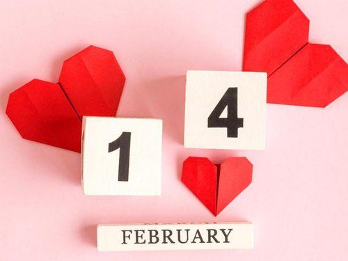 Google mừng ngày lễ Tình nhân Valentine bằng biểu trưng đặc biệt trên trang chủ
