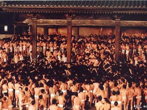 Ngỡ ngàng trước những lễ hội 'khó tin là có thật' tại Nhật Bản
