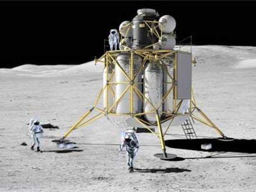 Mặt Trăng là 'chìa khóa' để giành ưu thế quân sự trong không gian gần