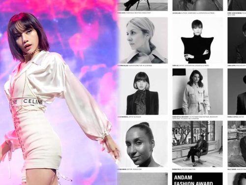 Lisa Black Pink là giám khảo giải thưởng thời trang danh giá của Pháp khiến fans vỡ òa cảm xúc