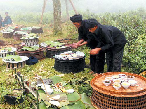 Lào Cai: Biểu tượng ấm no, may mắn của người vùng cao