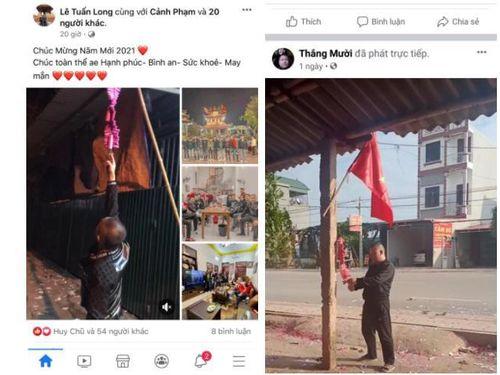 Bắc Giang: Truy vết Facebook, xử lý 17 trường hợp đốt pháo trong dịp Tết