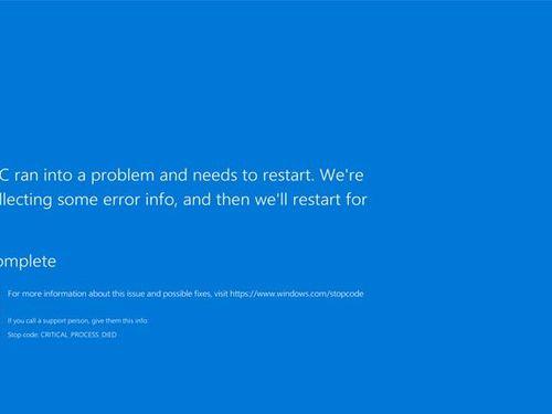Microsoft tung bản cập nhật khẩn cấp vá lỗi màn hình xanh
