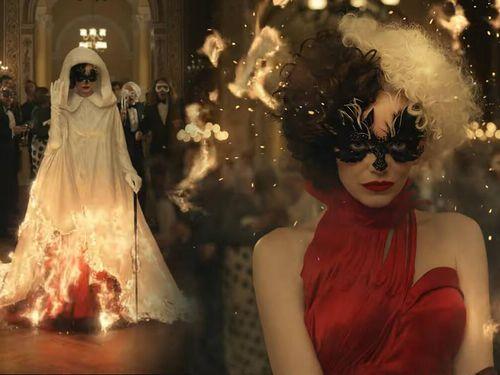 'Cruella' tung trailer gây choáng với màn biến hóa thời trang siêu đẳng cấp của 'chị đẹp' Emma Stone