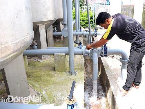 Tạo đột phá cho chương trình nước sạch nông thôn