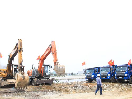 Đà Nẵng: Các công trình trọng điểm ra quân đầu năm Tân Sửu