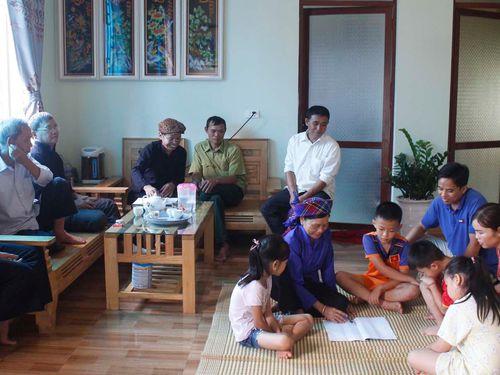 Lai Châu: Than Uyên xây dựng gia đình văn hóa