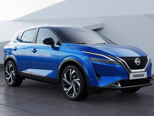 Nissan Qashqai 2021 được ra mắt