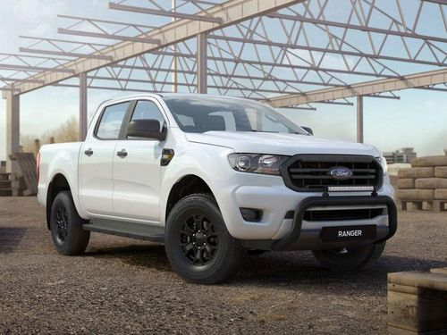 Ford Ranger phiên bản đặc biệt sử dụng động cơ 5 xi lanh, giá hơn 900 triệu đồng