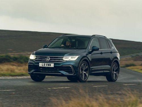 Volkswagen Tiguan 2021 có thêm 2 tùy chọn động cơ mới
