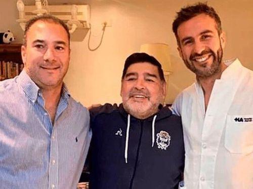 Tiết lộ 'tin nhắn mật' trước ngày chết của Maradona