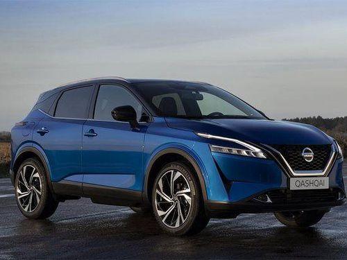 Nissan Qashqai 2021 - ngập tràn công nghệ