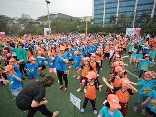 Cuộc vận động Toàn dân rèn luyện thân thể theo gương Bác Hồ vĩ đại