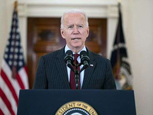 Tổng thống Biden: 500.000 người chết vì Covid-19 là 'dấu mốc đau đớn'