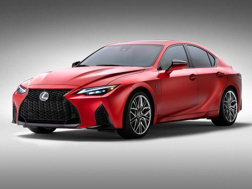 Lexus IS 500 F Sport Performance 2021 - nước cờ táo bạo