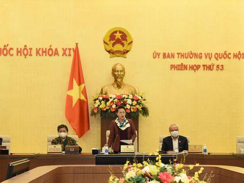 Quốc hội sẽ kiện toàn một số chức danh Nhà nước tại kỳ họp 11 cuối tháng 3