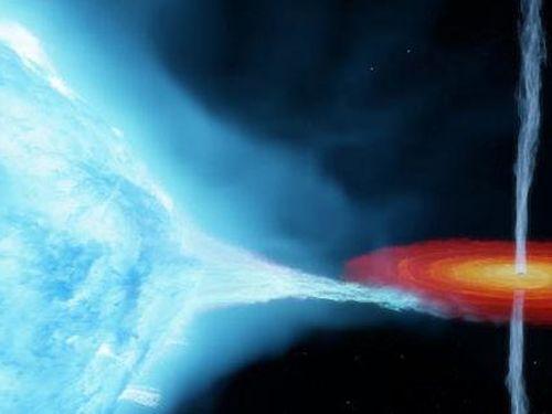 'Quái vật Thiên Nga' bằng 60 Mặt Trời hóa lỗ đen, nuốt đồng loại