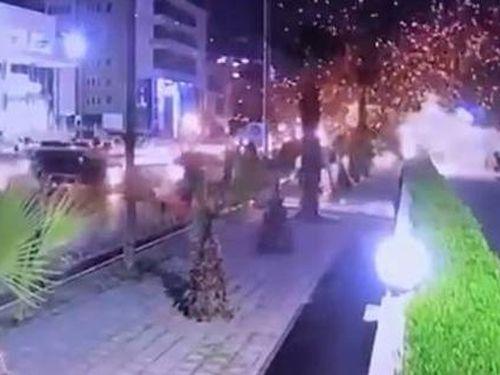 Mỹ tức giận sau loạt tên lửa nhắm vào đại sứ quán ở Iraq