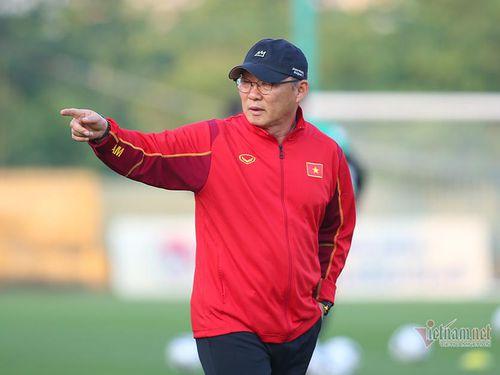 HLV Park Hang Seo: 'Tuyển Việt Nam cần 6 điểm để đi tiếp'