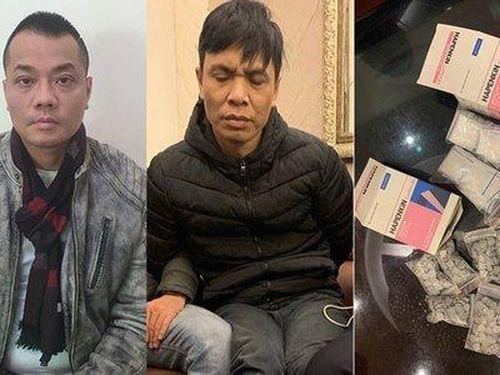 Hà Nội: Vợ chồng chủ khách sạn cầm đầu đường dây mua bán ma túy