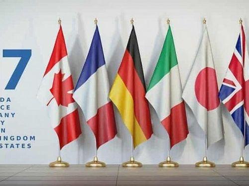 Ngoại trưởng các nước G7 ra tuyên bố chung lên án dùng bạo lực đối với người biểu tình