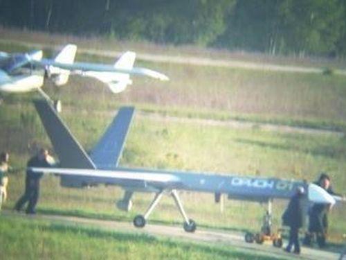UAV Orion hủy diệt phiến quân Syria, Nga chính thức phá thế độc tôn của Mỹ