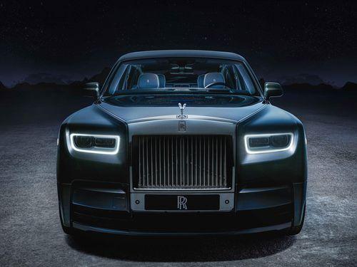Rolls-Royce Phantom Tempus - tác phẩm nghệ thuật về hiệu ứng ánh sáng