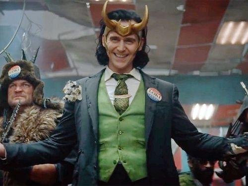 Phim truyền hình về Loki hoãn lên sóng một tháng