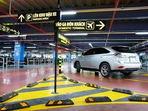 Sân bay Tân Sơn Nhất sắp có khu đỗ xe cao tầng tại nhà ga T3